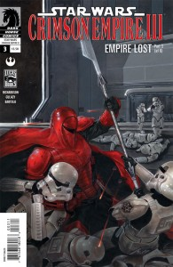 Crimson Empire III: Empire Lost #3