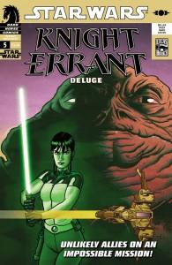 Knight Errant: Deluge #5