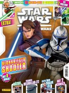 The Clone Wars #29 (Panini)