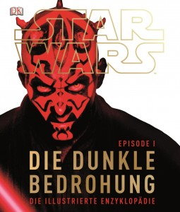 Star Wars Episode I: Die dunkle Bedrohung - Die illustrierte Enzyklopädie (23.01.2012)