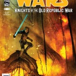 Knights of the Old Republic: War #1 (Benjamin Carré Regular Cover)