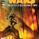 Knights of the Old Republic: War #1 (Benjamin Carré Regular Cover)