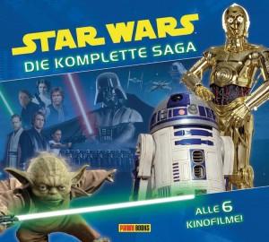 Star Wars: Die komplette Saga (16.01.2012)