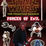 Star Wars: The Phantom Menace: Ultimate Sticker Book: Forces of Evil (19.01.2012)