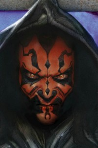 The Wrath of Darth Maul (01.01.2012)