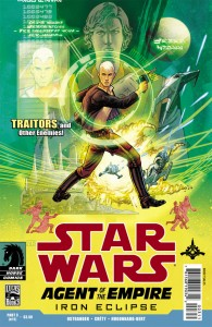 Agent of the Empire: Iron Eclipse #3