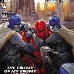 Crimson Empire III: Empire Lost #4