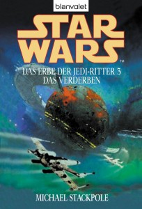 Das Erbe der Jedi-Ritter 3: Das Verderben (2012, eBook)