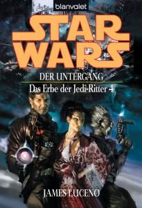 Das Erbe der Jedi-Ritter 4: Der Untergang (2012, eBook)