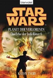 Das Erbe der Jedi-Ritter 6: Planet der Verlorenen (2012, eBook)