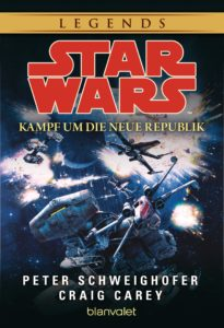Kampf um die Neue Republik (2016, Legends-Cover)