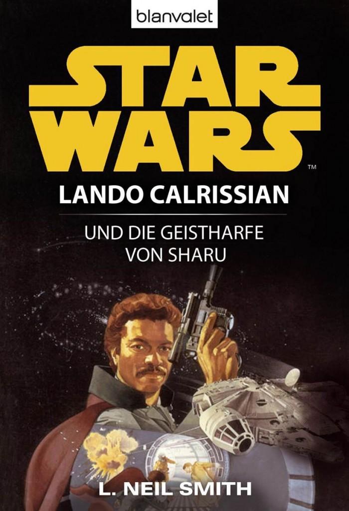 Lando Calrissian und die Geistharfe von Sharu (2012, E-Book)