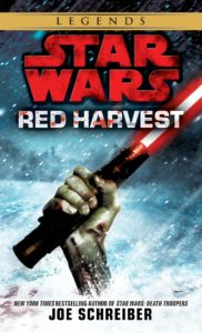 Red Harvest (2015, Legends-Cover)