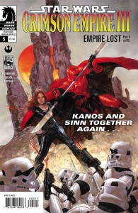 Crimson Empire III: Empire Lost #5