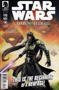 DOTJ: Force Storm #2 (2nd Printing)