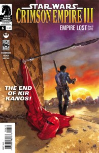 Crimson Empire III: Empire Lost #6