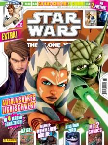The Clone Wars #33 (Panini)