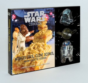 The Star Wars Cookbook: Wookiee Pies, Clone Scones, and Other Galactic Goodies (23.05.2012)