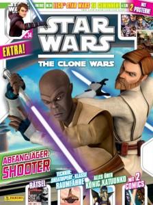 The Clone Wars #34 (Panini)