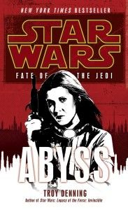 Fate of the Jedi 3: Abyss (2010, Taschenbuch)