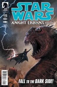 Knight Errant: Escape #1 (Benjamin Carré Cover)