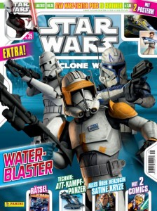 The Clone Wars #35 (Panini)