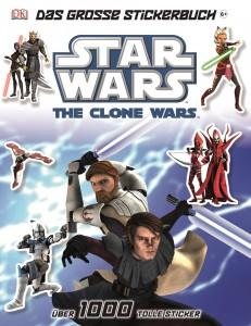 The Clone Wars: Das große Stickerbuch (27.08.2012)