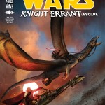 Knight Errant: Escape #3