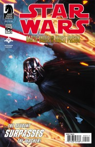 Darth Vader and the Ghost Prison #5 (19.09.2012)