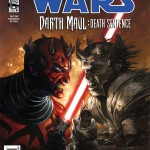 Darth Maul: Death Sentence #3 (26.09.2012)