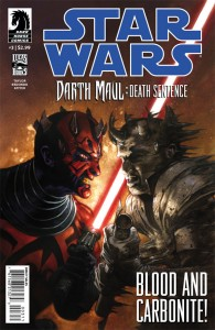 Darth Maul: Death Sentence #3 (26.09.2012)