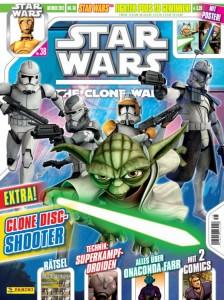 The Clone Wars #38 (Panini)