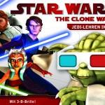 The Clone Wars: Jedi-Lehren in 3-D (18.09.2012)
