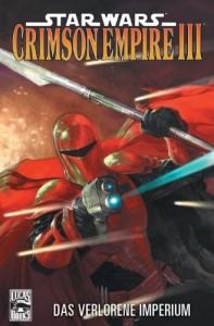 Sonderband #70: Crimson Empire III: Das verlorene Imperium