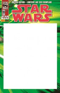 Star Wars #99 Sketch Edition
