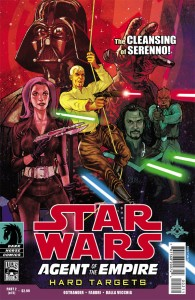 Agent of the Empire: Hard Targets #2