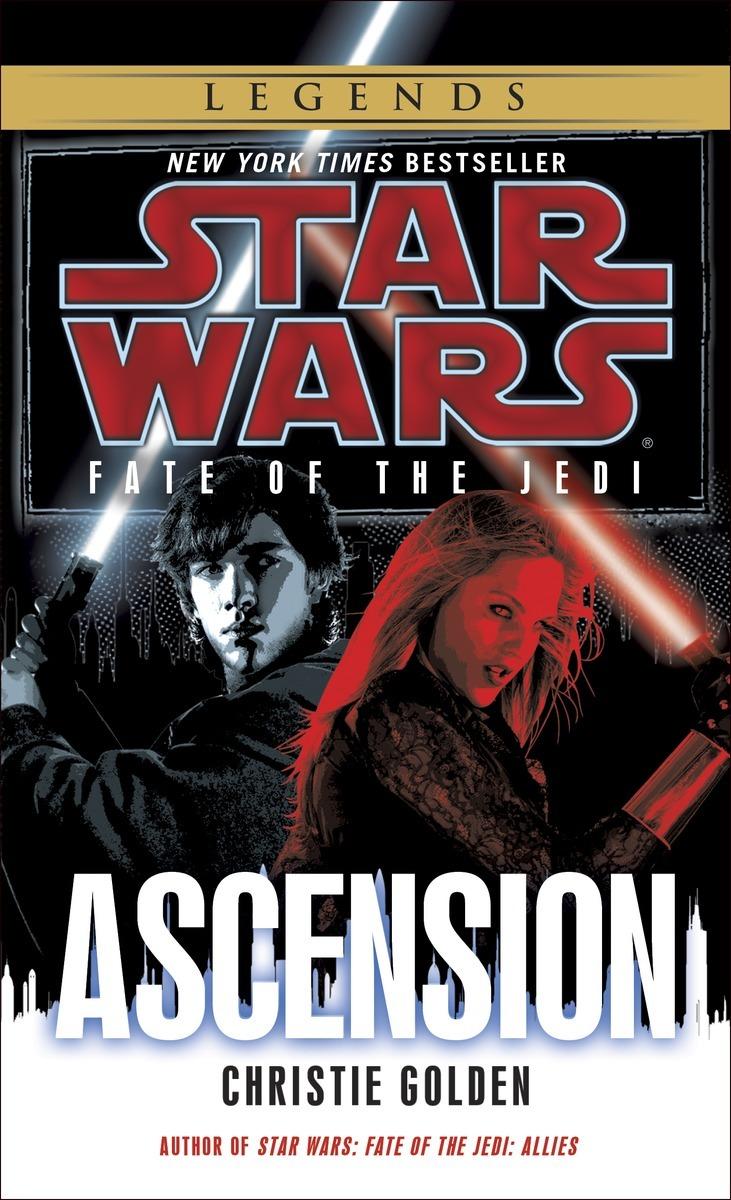 Fate of the Jedi 8: Ascension (Legends-Cover)