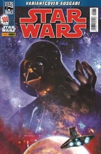 Star Wars #100 Fachhandel-Variantcover