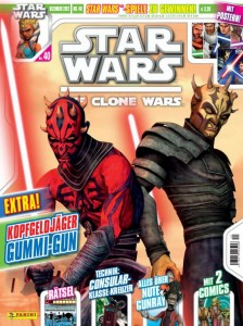 The Clone Wars #40 (Panini)