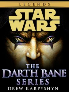 Star Wars Legends: The Darth Bane Series (2014, eBook, Legends-Cover)