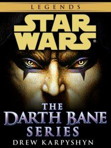Star Wars Legends: The Darth Bane Series (2014, eBook, Legends-Cover)