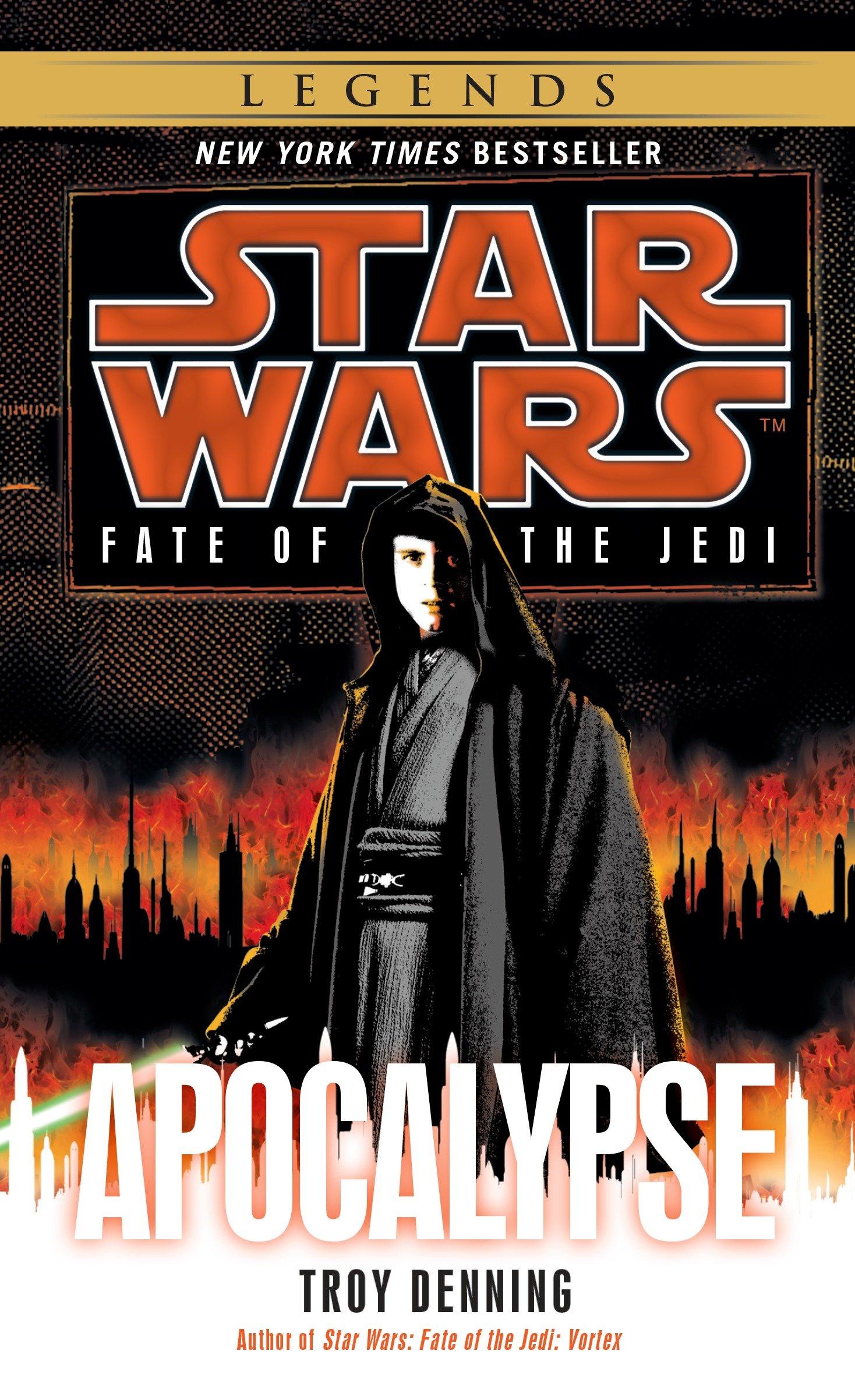 Fate of the Jedi 9: Apocalypse (2016, Legends-Cover)