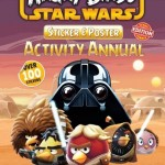 Angry Birds Star Wars: Sticker & Poster Activity Annual Spring 2013 (01.02.2013)