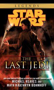 The Last Jedi (2016, Legends-Cover)
