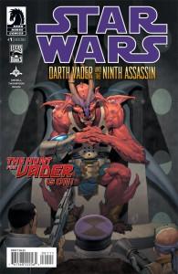 Darth Vader and the Ninth Assassin #1 (17.04.2013)