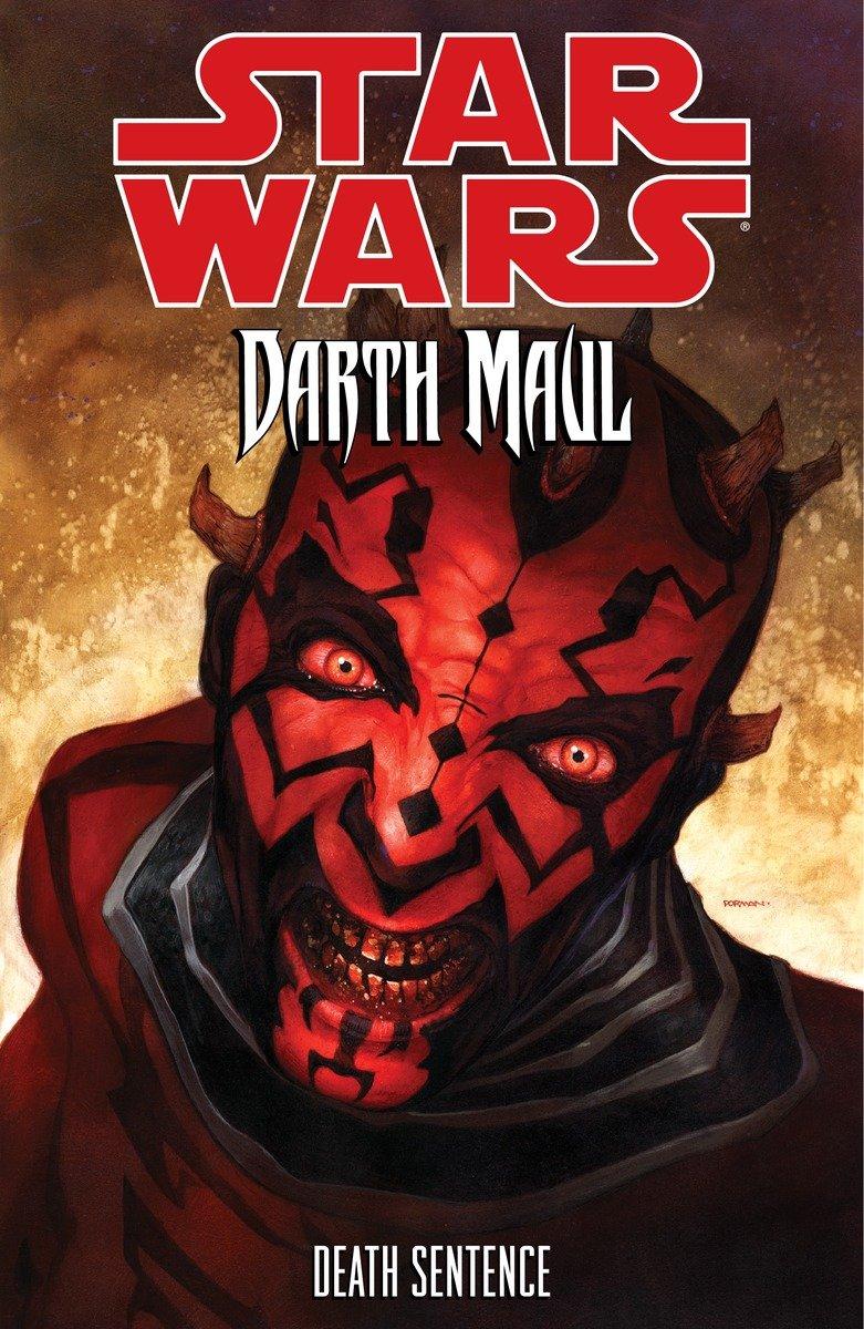 Darth Maul: Death Sentence (15.05.2013)