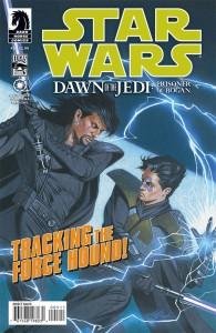 Dawn of the Jedi: Prisoner of Bogan #5 (of 5)