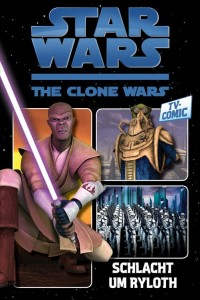 The Clone Wars TV-Comic 2: Schlacht um Ryloth