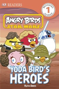 Angry Birds Star Wars: Yoda Bird's Heroes (03.06.2013)