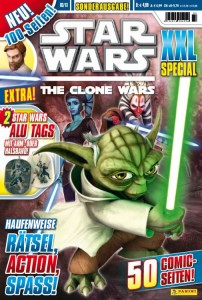 Star Wars - The Clone Wars - XXL Special 03/13